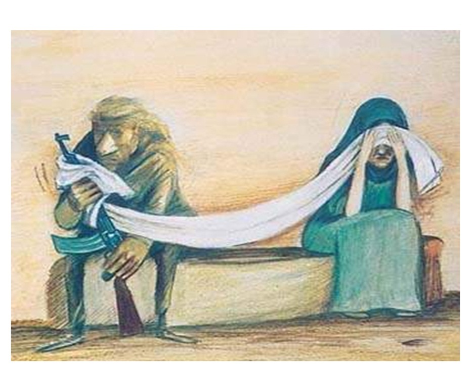 فقر ضغوطات إجتماعية كثيرة تعاني منها النازحات السوريات