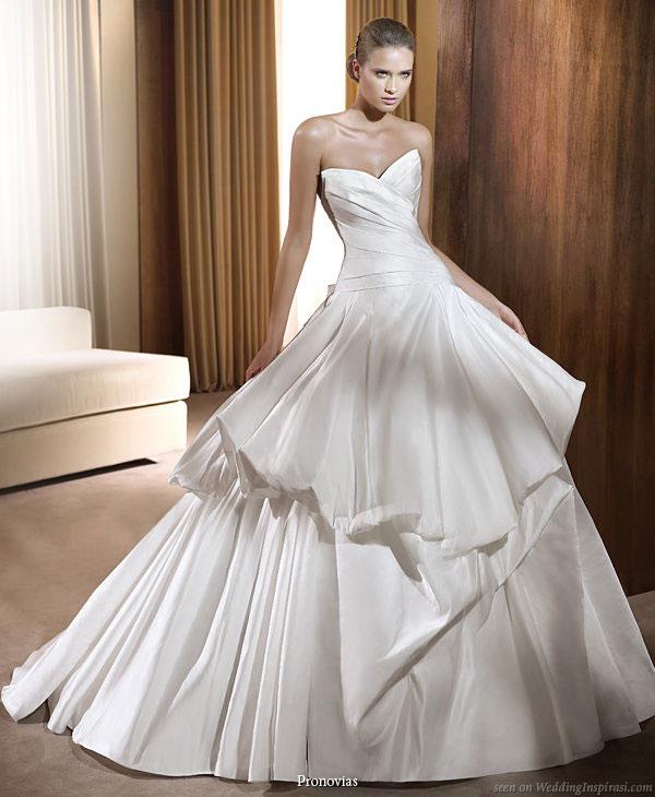 فساتين زفاف من زهير مراد لخريف 2014!