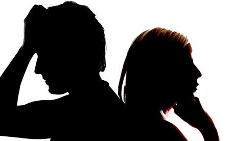 انقطاع التواصل بين الزوجين