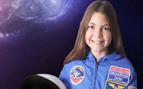 فتاة تبلغ 13 عاما قد تكون أول من يصل إلى المريخ