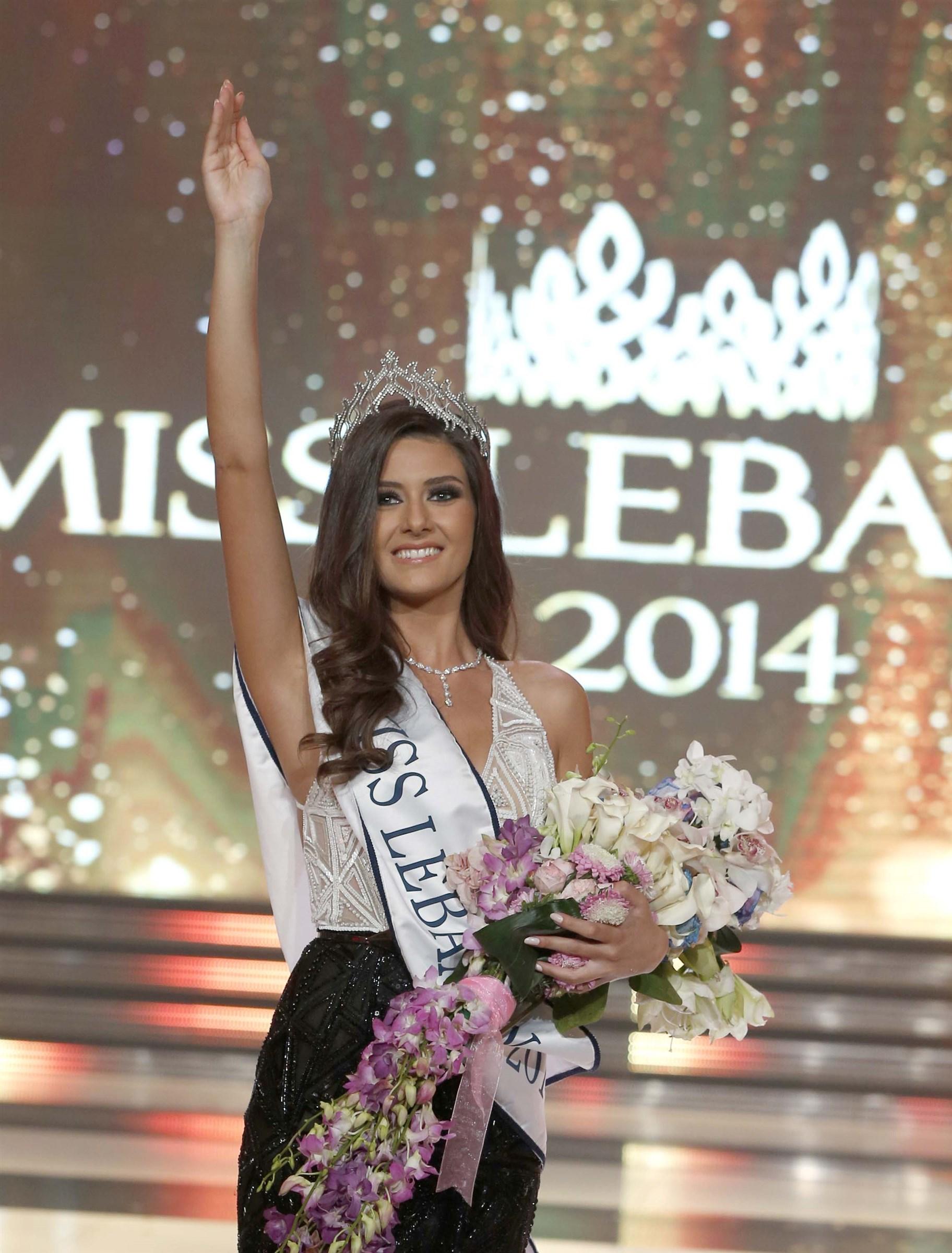 ملكة جمال لبنان ٢٠١٤ – Miss Lebanon 2014