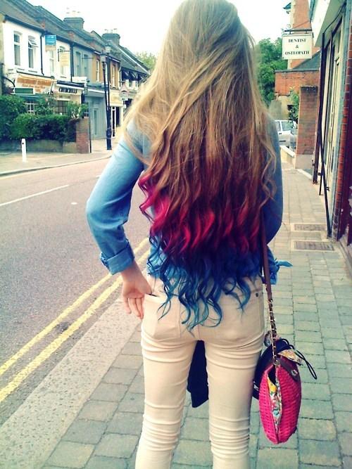 blue-colored-hair-dip-dye-fashion-Favim.com-692855